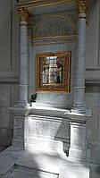Иконостас, изготовленный из мрамора., фото 1
