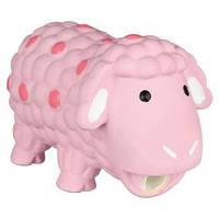 """Кормушка-игрушка Trixie """"Овечка"""" из латекса 14 см"""