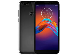 Смартфон Motorola Moto E6 Play XT2029-2 2/32 Gb Steel Black MediaTek MT6739 3000 мАч