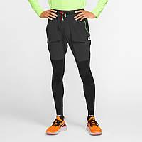 Штаны спортивные мужские  Nike M NK Wild Run Hybrid Pant для тренировок
