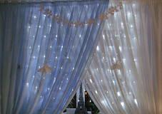"""Новогодняя гирлянда """"Сетка"""" белого свечения  Xmas  200 LED диода (2*2 метра), фото 3"""
