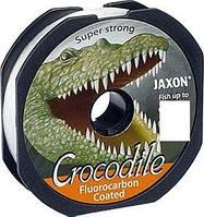 Леска JAXON CROCODILE FLUOROCARBON COATED 0,25mm 150m ZJ-CRF025A