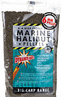 Пеллетс Dynamite Baits Marine Halibut Pellets 6мм  900гр DY092