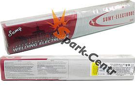Електроди для наплавлення ОЗН-300М Ø 4 мм ТМ Суми-Електрод (вакуумна упаковка - 5 кг)