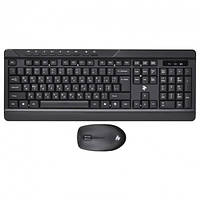 Клавіатура 2Е MK410 + миша BLACK