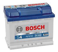 Аккумулятор автомобильный Bosch S4 005 60Аh 540А 0092S40050