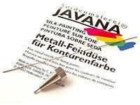 Наконечник самонарезной для тонких линий 0,9 мм Javana 81179