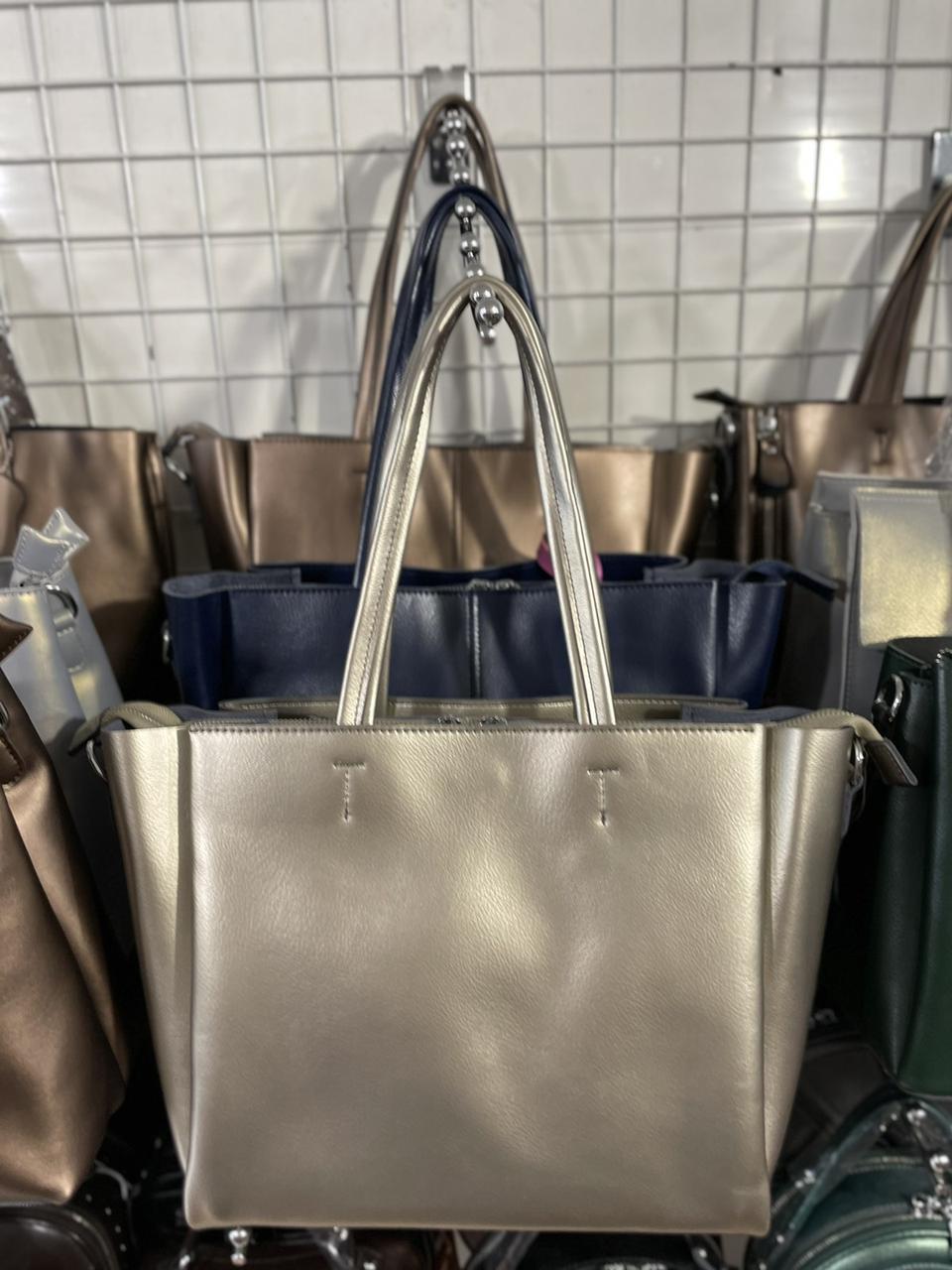 Сумка женская кожаная 27*32 Top Bags