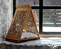 Лежак-вигвам - спальное место для собак by smartwood, фото 1