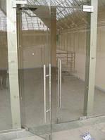 Демонтаж стеклянной перегородки Киев