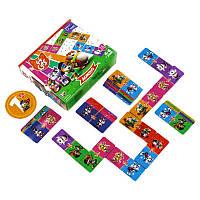 Настольная игра Vladi Toys Домино, 44 Кота (укр) (VT8055-14)