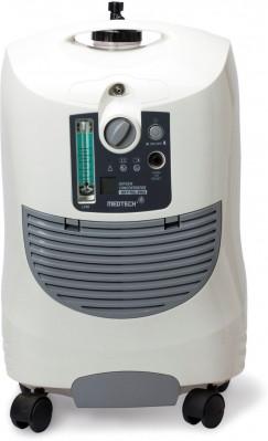 Кисневий концентратор 5 літрів (1л-5л=93%) OXYTEC-SMART, Medtech (Індія)