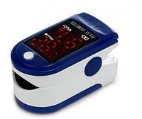 Пульсоксиметр на палец многофункциональный для измерения пульса и сатурации SKL11-276541