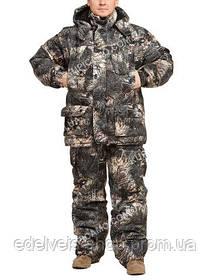 """Зимний костюм из непромокаемой ткани Alova """"Ястреб"""" до -30℃"""