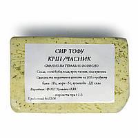 Сыр соевый тофу Zdorovo с укропом и чесноком 310 г