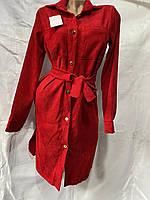 Платье женское размер 42 44 46 48 ростовкой, расцветки, фото 1