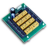 Модуль релейных выходов RM-8