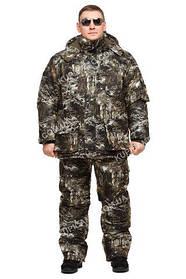 """Зимовий костюм з водостійкої тканини """""""" Снайпер"""" до -30℃ великий розмір 64-66"""
