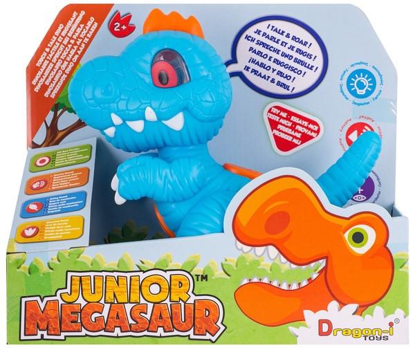 Baby Dragon-I  Интерактивный Динозаврик Ти-Рекс (повторюшка)