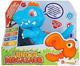 Baby Dragon-I  Интерактивный Динозаврик Ти-Рекс (повторюшка), фото 2