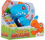 Baby Dragon-I  Интерактивный Динозаврик Ти-Рекс (повторюшка), фото 3