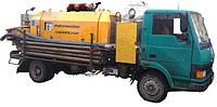 Аренда бетононасоса с производственной мощностью 40-60 м3/час Мин. заказ: 2ч=3630грн+600грн/час