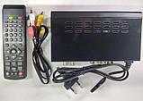 Цифровой тюнер Т2 с Wi-Fi приставка ресивер AT-789 4K, фото 3