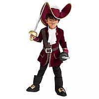 "Карнавальный костюм пирата, Капитан Крюк ""Питер Пен"" Peter Pan Disney Store 2020, фото 1"