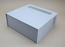 Корпуси коліру металік RAL9006 (Metallic textured)