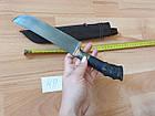Справжній узбецький традиційний ніж пчак (пичок)., фото 4