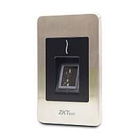 Биометрический считыватель отпечатков пальцев ZKTeco FR1500(ID) врезной, фото 1