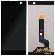 Дисплей Sony Xperia XA2 Dual complete Black, фото 1
