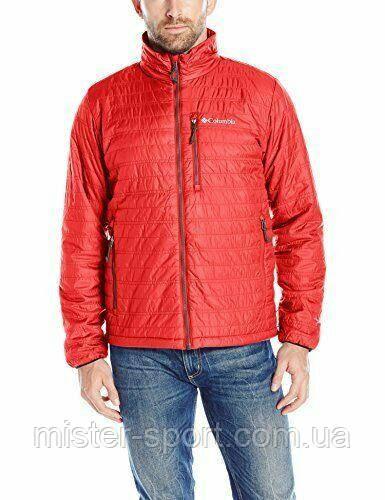 Мужская куртка Columbia Men's Tumalt Creek Jacket, Mountain Red, размер XL