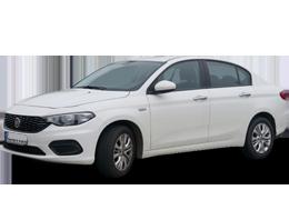 Накладки на пороги для Fiat (Фиат) Tipo Egea 2016+