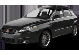 Накладки на пороги для Fiat (Фиат) Croma 194 2005-2011