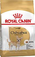 Royal Canin Chihuahua Adult, для взрослых собак породы чихуахуа в возрасте от 8 месяцев, 1,5 кг