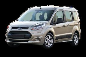 Накладки на пороги для Ford (Форд) Connect 2/Tourneo 2013-19