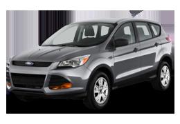 Накладки на пороги для Ford (Форд) Escape 3 2012-2019