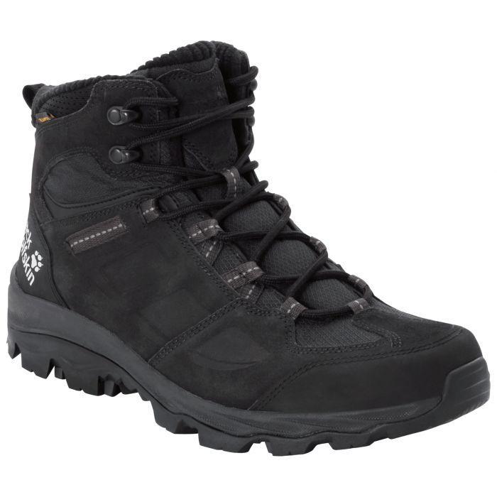 Ботинки Jack Wolfskin Vojo 3 Wt Texapore Mid M PHANTOM / BLACK
