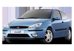 Накладки на пороги для Ford (Форд) Focus 1 1999-2004