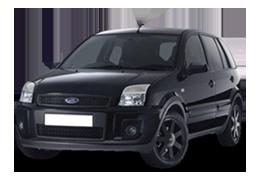 Накладки на пороги для Ford (Форд) Fusion 1 2002-2012