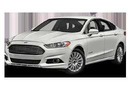 Накладки на пороги для Ford (Форд) Fusion 2 2012+