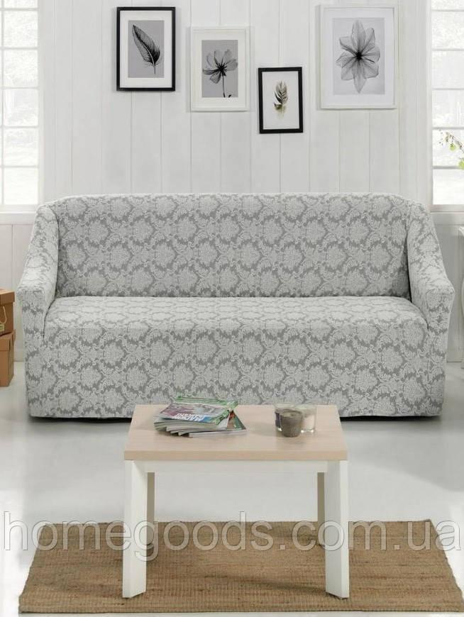Жаккардовый чехол на диван по цене производителя