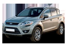 Накладки на пороги для Ford (Форд) Kuga 1 2008-2012