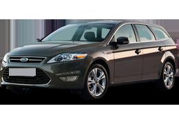 Накладки на пороги для Ford (Форд) Mondeo 4 2007-2014