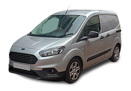 Накладки на пороги для Ford (Форд) Courier Transit 2014-2018