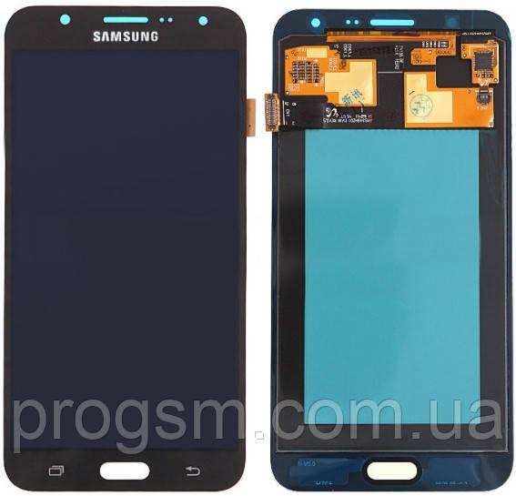 Дисплей Samsung Galaxy J7 2015 SM-J700H OLED Black