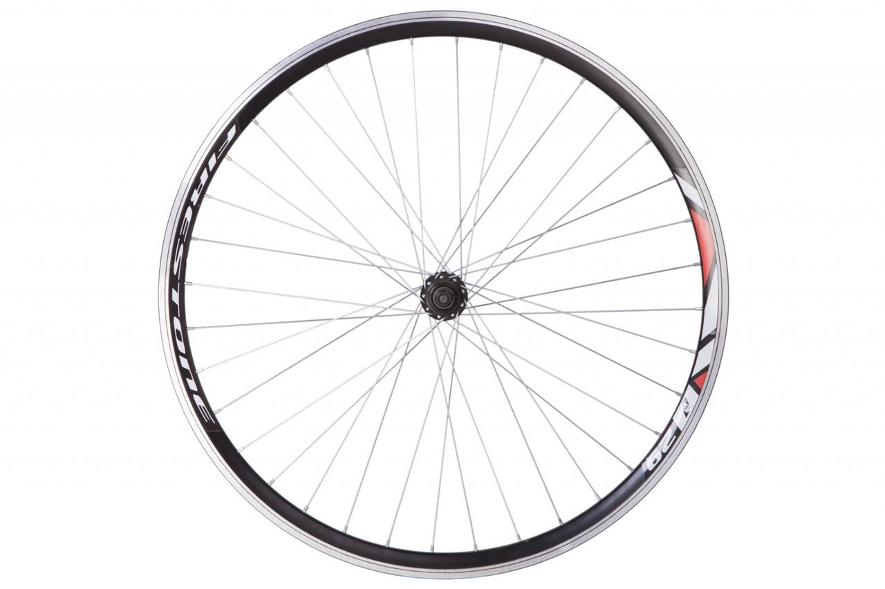 """Колесо для велосипеда заднее Firestone 24"""" V-brake, под ободные тормоза"""