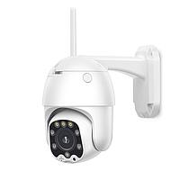 Уличная поворотная 4G камера видеонаблюдения ZILNK NZRX-50G-6 5MP