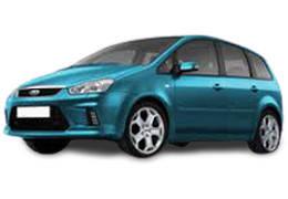 Накладки на пороги для Ford (Форд) C-max 2003-2010